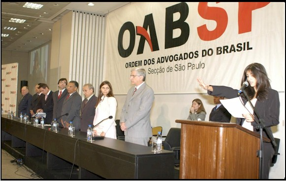 Evento na OAB-SP 24/03/2008.